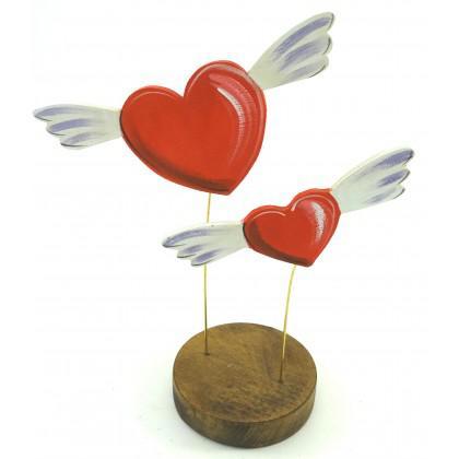 Καρδιές με μεγάλη βάση
