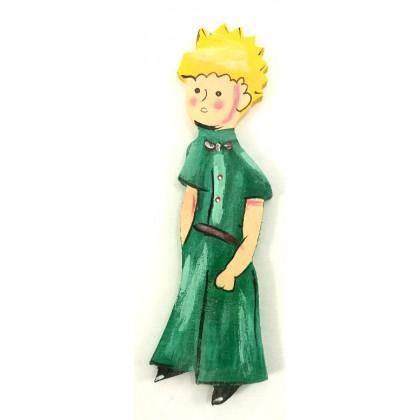 Μαγνητάκι μικρός πρίγκηπας ζωγραφιστό