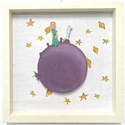 Πίνακας Μικρός Πρίγκηπας