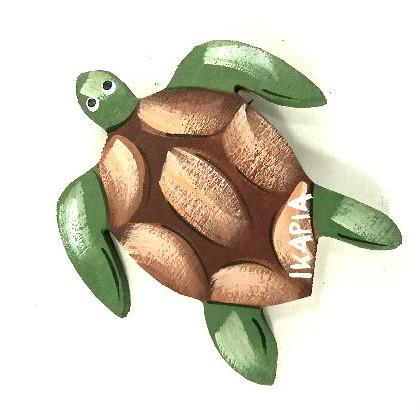 Μαγνητάκι χελώνα ζωγραφιστή