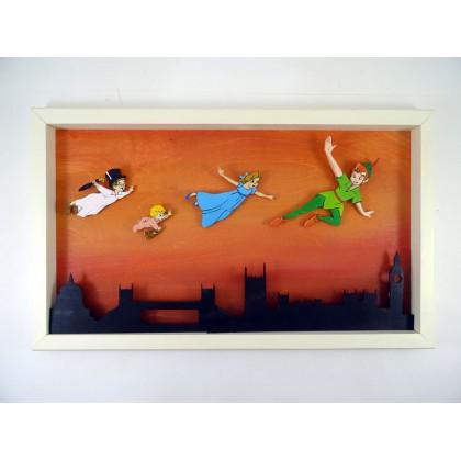 Πίνακας Πίτερ Παν στο Λονδίνο