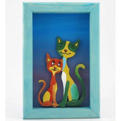 Πίνακας Γάτες