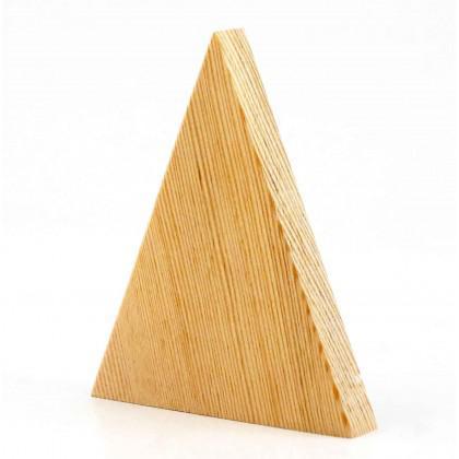 Πυραμίδα 12 εκ. Μασίφ
