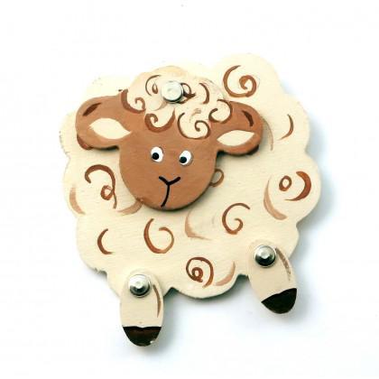 Πρόβατο με πριτσίνια.