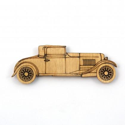 Στοιχείο Rolls-Royce με χάραξη.