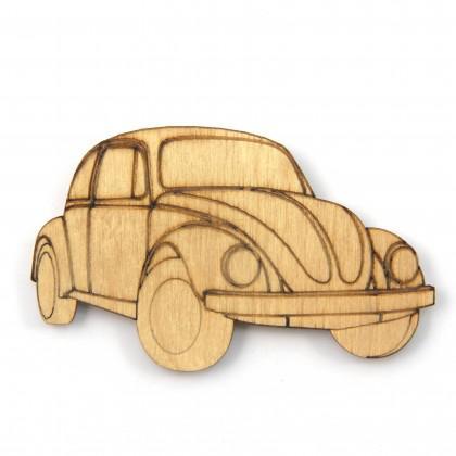 Στοιχείο Volkswagen με χάραξη.