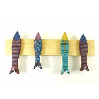 Κρεμάστρα ψάρια