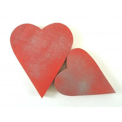 Καρδιά μασίφ σετ μίκρο