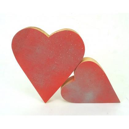 Καρδιά μασίφ σετ μεγάλο