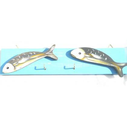 Κλειδοθήκη ψάρι