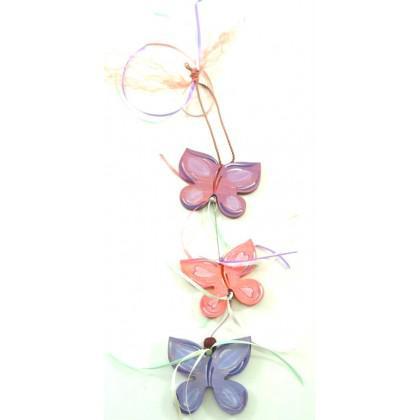 Κρεμαστή σειρά Πεταλούδων
