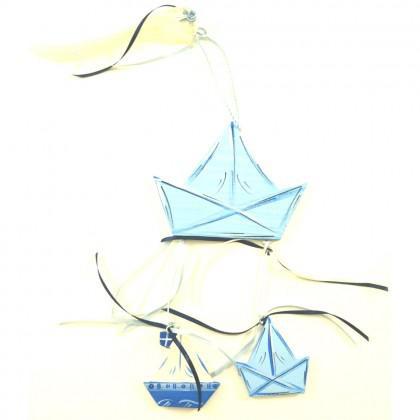 Κρεμαστή σειρά Καράβια