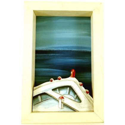 Πίνακας Πλώρη στο Ικάριο