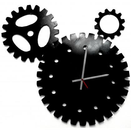 Ρολόι τοίχου γρανάζια