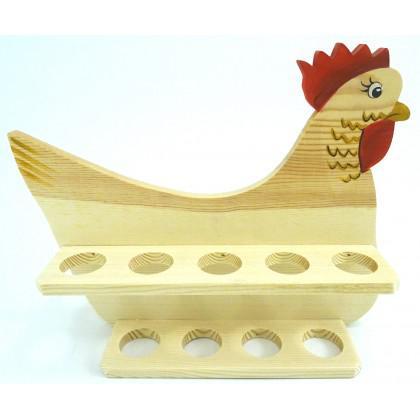 Κότα ξύλινη