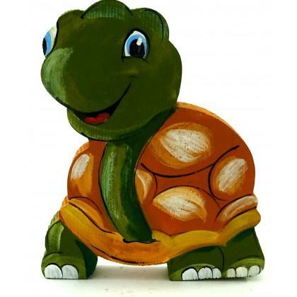 Χελώνα ξύλινη