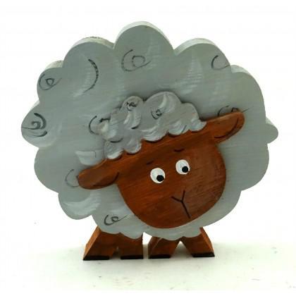 Πρόβατο ξύλινο